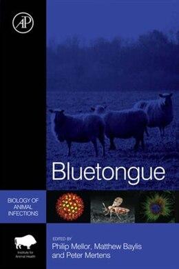 Book Bluetongue by Peter Mertens