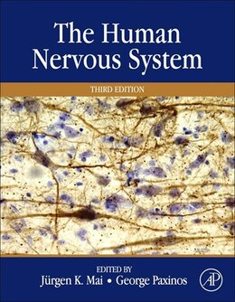 Book The Human Nervous System by Juergen K. Mai