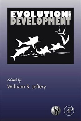 Book Evolution and Development by William R. Jeffery