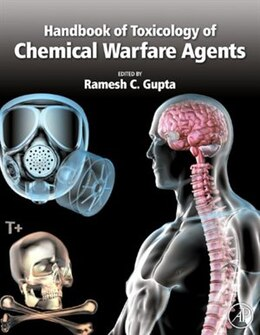 Book Handbook of Toxicology of Chemical Warfare Agents by Ramesh C. Gupta