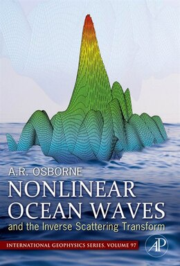 Book Nonlinear Ocean Waves and the Inverse Scattering Transform by Alfred Osborne