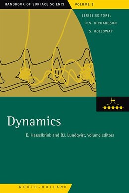 Book Dynamics by Eckart Hasselbrink