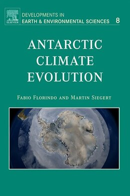 Book Antarctic Climate Evolution by Fabio Florindo