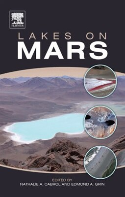 Book Lakes on Mars by Nathalie A. Cabrol