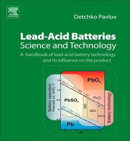 Book Lead-Acid Batteries: Science and Technology by D. Pavlov