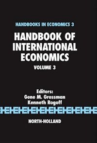 Book Handbook of International Economics by G.M. Grossman