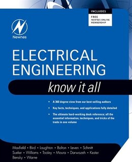 Book Electrical Engineering: Know It All by Clive Maxfield