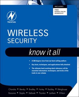 Book Wireless Security: Know It All by Praphul Chandra