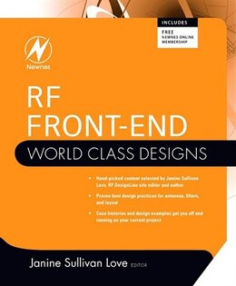 Book RF Front-End: World Class Designs by Janine Love