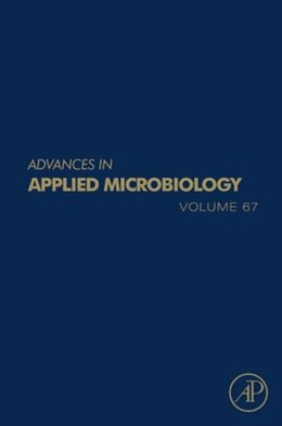 Book Advances in Applied Microbiology by Allen I. Laskin