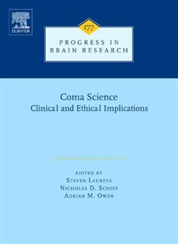 Book Coma Science: Coma Science by Professor Laureys
