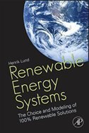Book Renewable Energy Systems: The Choice and Modeling of 100% Renewable Solutions by Henrik Lund