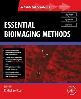 Book ESSENTIAL BIOIMAGING METHODS by P. Michael Conn