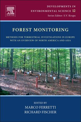 Book Forest Monitoring: Methods For Terrestrial Investigations In Europe With An Overview Of North… by Marco Ferretti