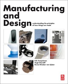 Book Manufacturing And Design: Understanding The Principles Of How Things Are Made by Erik Tempelman
