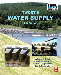 Book Twort's Water Supply by Malcolm J. Brandt