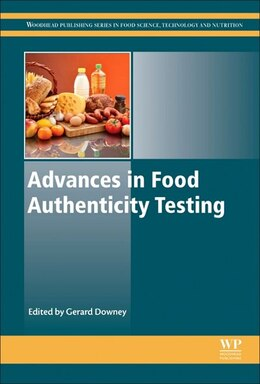 Book Advances In Food Authenticity Testing by Gerard Downey