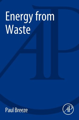 Book Energy From Waste by Paul Breeze