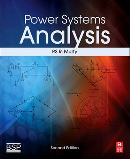 Book Power Systems Analysis by P.s.r. Murty