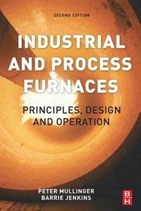 Book Industrial And Process Furnaces: Principles, Design And Operation by Barrie Jenkins