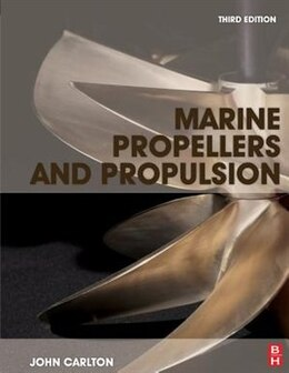 Book Marine Propellers And Propulsion by John Carlton