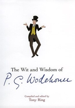 Book The Wit And Wisdom Of P.g. Wodehouse by Tony Ring