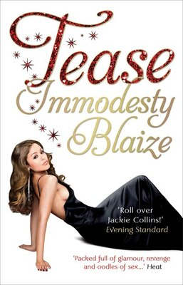 Book Tease by Immodesty Blaize