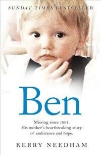 Book Ben by Kerry Needham