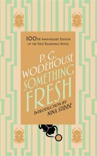 Book Something Fresh: Blandings Castle by P.G. Wodehouse