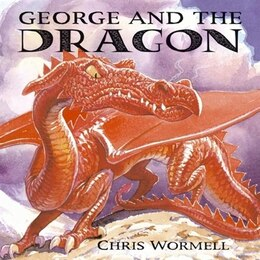 Book George and the Dragon by Chris Wormell