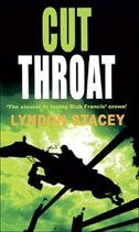 Book Cut Throat by Lyndon Stacey