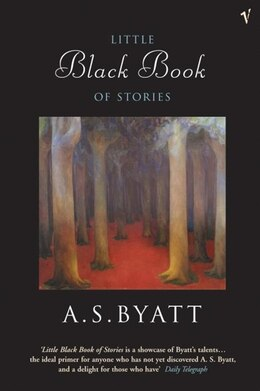 Book The Little Black Book of Stories by A. S. Byatt