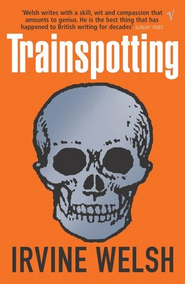 Book Trainspotting by Irvine Welsh