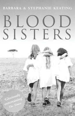 Book Blood Sisters by Barbara Keating