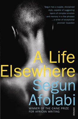 Book A Life Elsewhere by Segun Afolabi