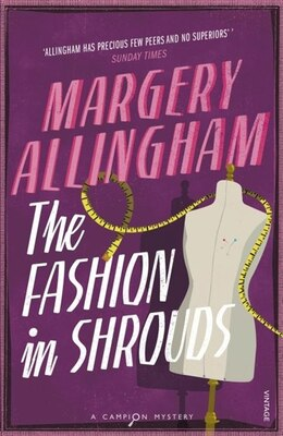 Book The Fashion In Shrouds by Margery Allingham