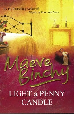 Book Light A Penny Candle by Maeve Binchy