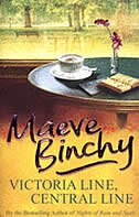 Book Victoria Line, Central Line by Maeve Binchy