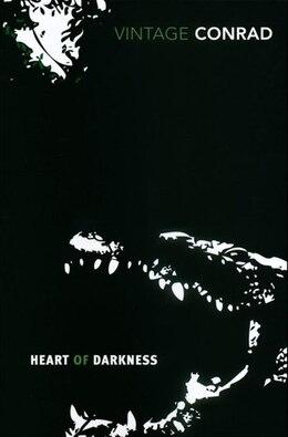 Book Heart Of Darkness by Joseph Conrad