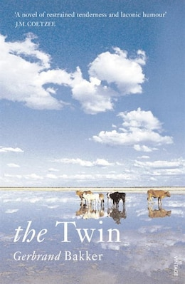 Book The Twin by Gerbrand Bakker