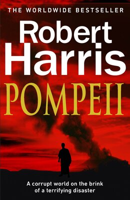 Book Pompeii by Robert Harris