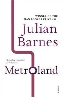 Book Metroland by Julian Barnes