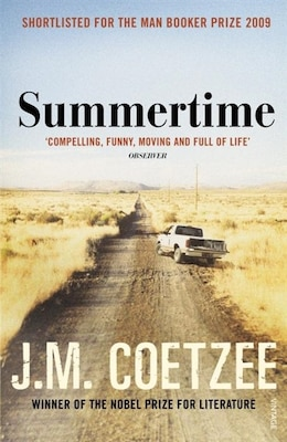 Book Summertime by J. M. Coetzee
