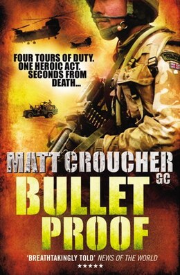 Book Bulletproof by Matt Croucher