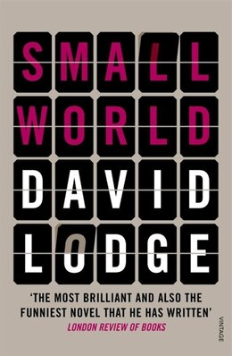 Book Small World by David Lodge
