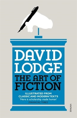 Book The Art Of Fiction by David Lodge