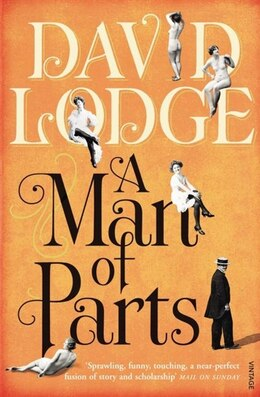 Book A Man Of Parts by David Lodge