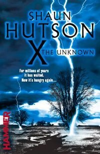 Book X The Unknown by Shaun Hutson