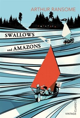 Book Swallows And Amazons by Arthur Ransome