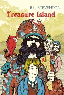 Book Treasure Island by Robert Louis Stevenson